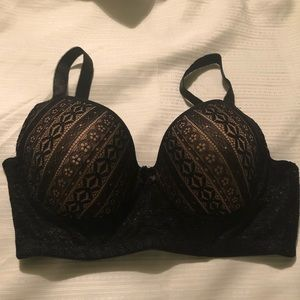 Paramour lace bra